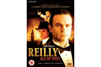 Reilly - Ace of Spies: The Complete Series [Region 2]