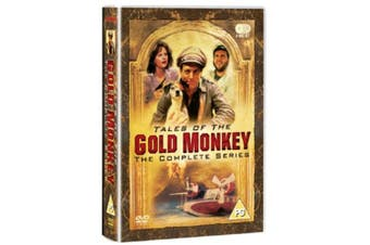 Tales of the Gold Monkey: The Complete Series [Region 2]