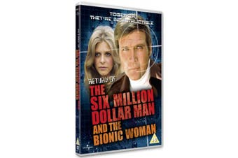 The Return of the Six Million Dollar Man and the Bionic Woman [Region 2]