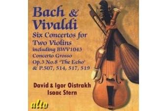 Double Violin Concerti Oistrakh Stern