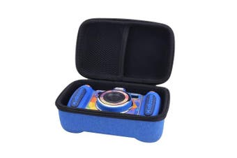 (for Kidizoom DUO, Blue) - Storage Hard Case for Kid VTech Kidizoom Camera by Aenllosi (for Kidizoom DUO, Blue)