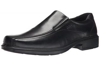 (40 EU, Black (Black 101)) - ECCO Helsinki Slip On, Men's Loafers