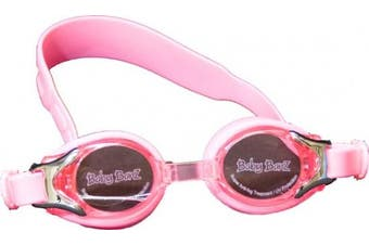 Banz Swimming Goggles 3 years to adult: Pink