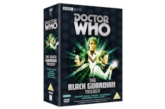 Doctor Who: The Black Guardian Trilogy [Region 2]