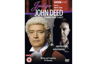 Judge John Deed: Series 3 and 4 [Region 2]