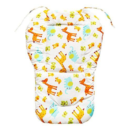 Ancho Baby Highchair//Seat Cushion Protective Film Breathable Waterproof High Chair Pad Animal