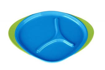 (One Size, Ocean Breeze/Green/Blue) - b.box Plate - Ocean Breeze