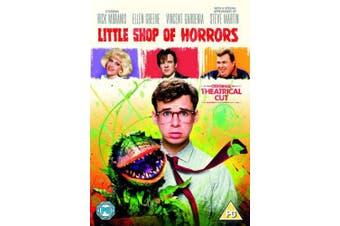 Little Shop of Horrors [Region 2]
