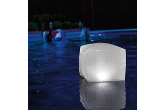 Intex 28694 Floating LED Cube, Multi-Colour, 20x4.45x17.78 cm