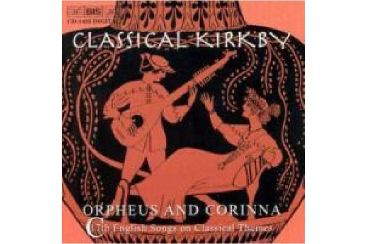 Classical Kirkby: Orpheus and Corinna