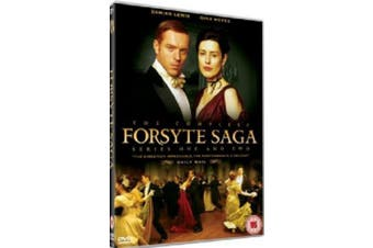 The Forsyte Saga: The Complete Series 1 and 2 [Region 2]