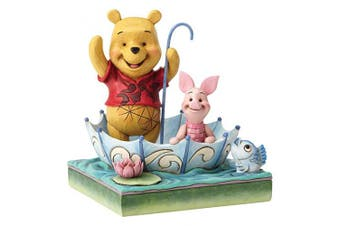 (Pooh & Piglet - 50 Years) - Disney Traditions 50 Years of Pooh and Piglet - Multi-Colour