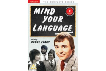 Mind Your Language: The Complete Series [Region 2]