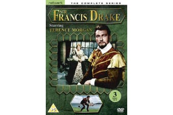 Sir Francis Drake: The Complete Series [Region 2]