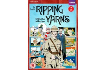 Ripping Yarns: The Complete Series [Region 2]