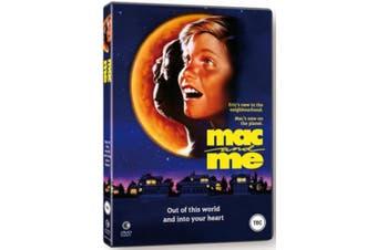 Mac and Me [Region 2]