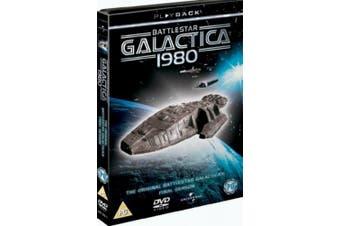 Battlestar Galactica 1980: The Complete Series [Regions 2,4,5]