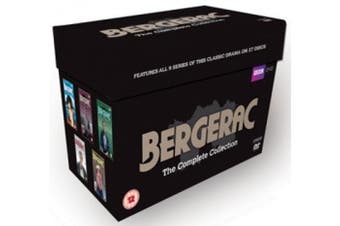 Bergerac: The Complete Collection [DVD] [1981] [Region 2]