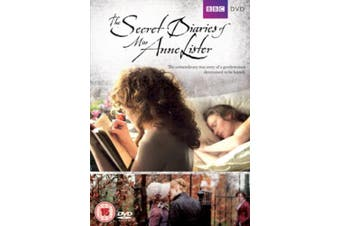 The Secret Diaries of Miss Anne Lister [Region 2]