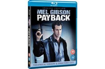 Payback [Region B] [Blu-ray]