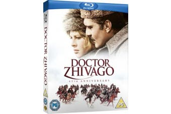 Doctor Zhivago [Region B] [Blu-ray]