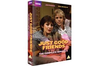 Just Good Friends: Series 1-3 [Region 2]