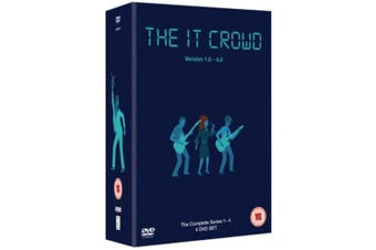 The IT Crowd: Series 1-4 [Region 2]