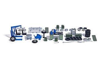 Busch 1184 Mechanics Equipment Kit