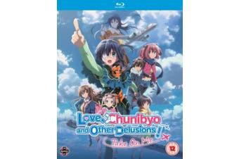 Love, Chunibyo & Other Delusions!: The Movie - Take On Me [Region B] [Blu-ray]