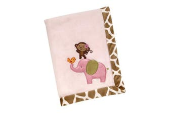 (Jungle Collection) - Carter's Jungle Collection Blanket