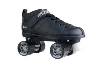(3) - Chicago Bullet Men's Speed Roller Skate - Black