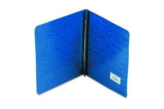 (Dark Blue) - ACCO Pressboard Report Cover, Side Bound, Tyvek Reinforced Hinge, 22cm Centres, 7.6cm Capacity, Letter Size, Dark Blue (A7025973A)