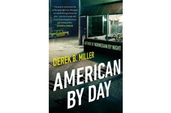 American By Day: Shortlisted for the CWA Gold Dagger Award