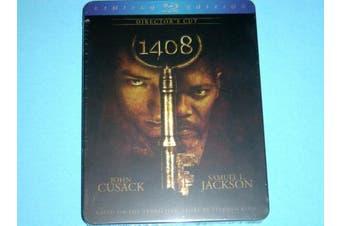 1408 Director's Cut Dutch Limited Blu-Ray Metalpack Edition Region B