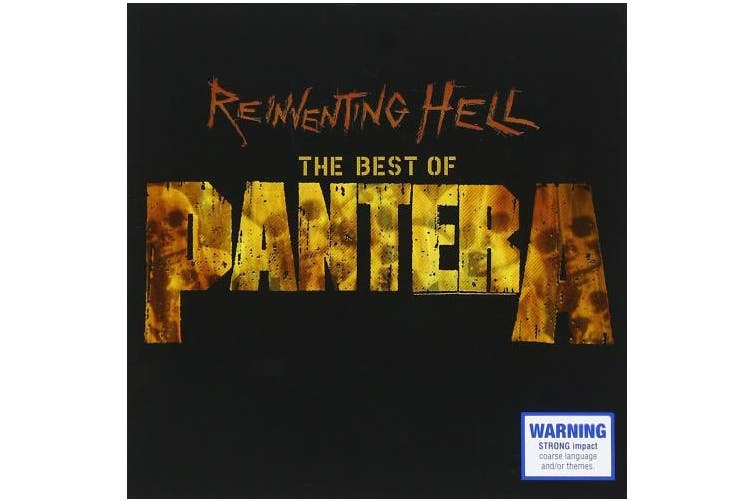Pantera - Reinventing Hell:the Best of (1 CD)