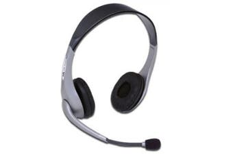 Cyber Acoustics AC-201 Stereo Headset with Microphone