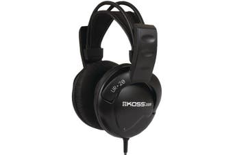 Koss UR-20 Full-Size Stereophone With Single-Sided Listening