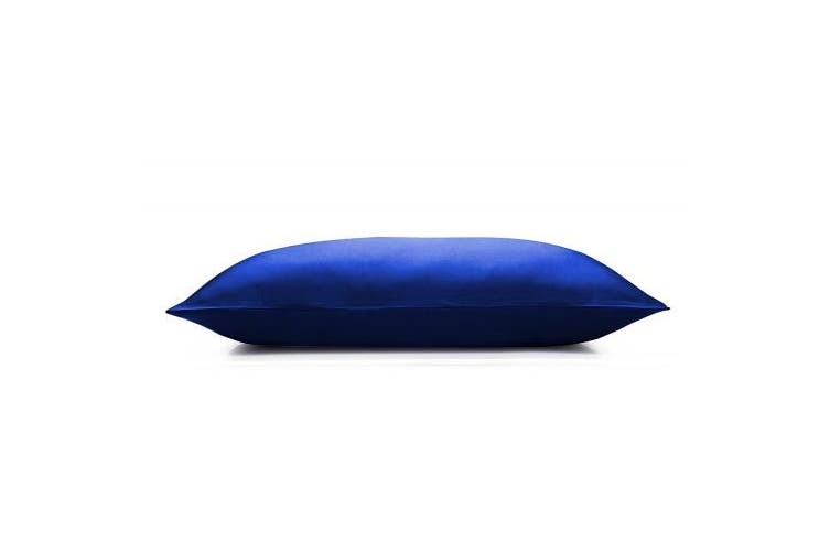 """(Toddler/Travel(36cm *48cm ), Blue) - Tim & Tina 100% Pure Mulberry Luxury Silk Satin Pillowcase,Good for Skin and Hair (Toddler/Travel(14""""19""""), Blue)"""