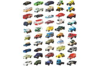 Matchbox Car, Multicolor