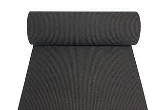 (15cm  Wide, black 1 yard) - 15cm Wide Black Heavy Stretch High Elasticity Knit Elastic Band 1 Yards Long
