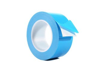 (16mmx50M) - Thermal Conductive Double Side Adhesive Tape Cooling Tape For Heatsink Chipset IC LED GPU CPU, Aixin (16mmx50M)
