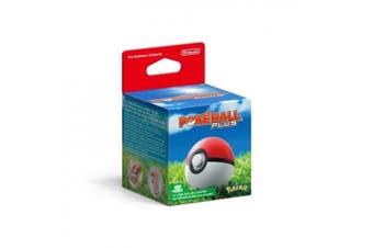 Pokemon Lets Go Poke Ball Plus