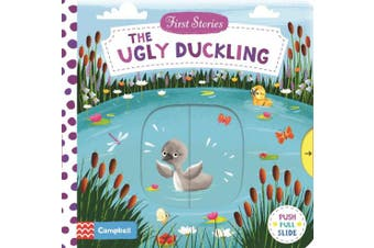 The Ugly Duckling (First Stories) [Board book]