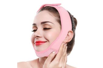 Facial Slimming Mask Slimming Bandages Breathable Facial Double Chin Care Weight Loss Face Belts