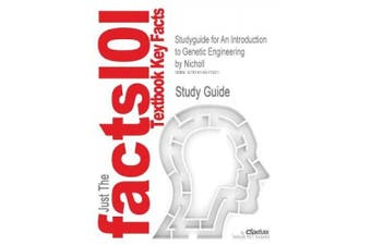 Studyguide for an Introduction to Genetic Engineering by Nicholl, ISBN 9780521615211