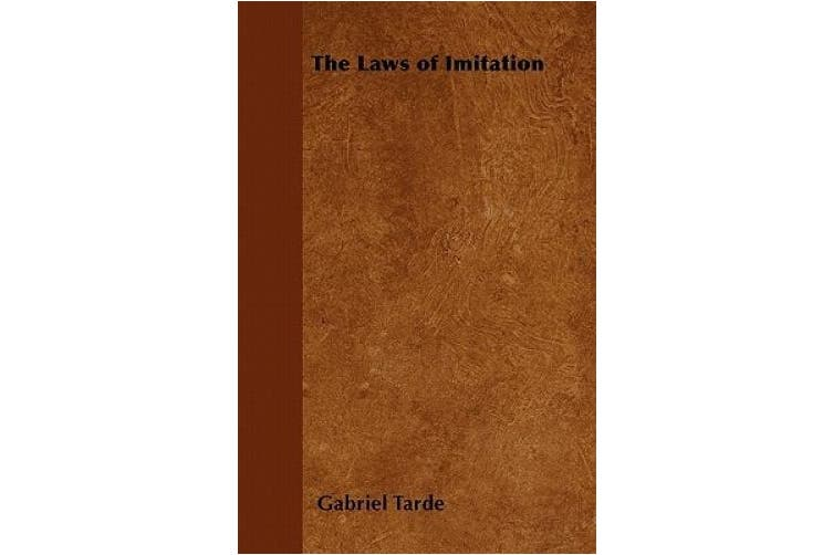 The Laws of Imitation