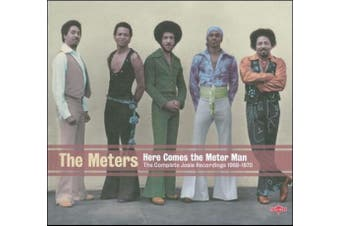 Here Comes the Meter Man: The Complete Josie Recordings, 1968-1970 [Digipak] *