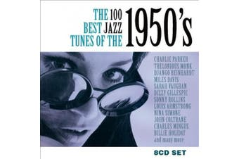 The 100 Best Jazz Tunes of the 1950's [Box]