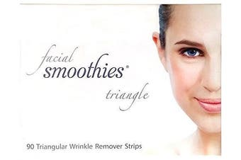 Facial Smoothies TRIANGLE Anti Wrinkle Strips/ Anti-Wrinkle Patches by Facial Smoothies