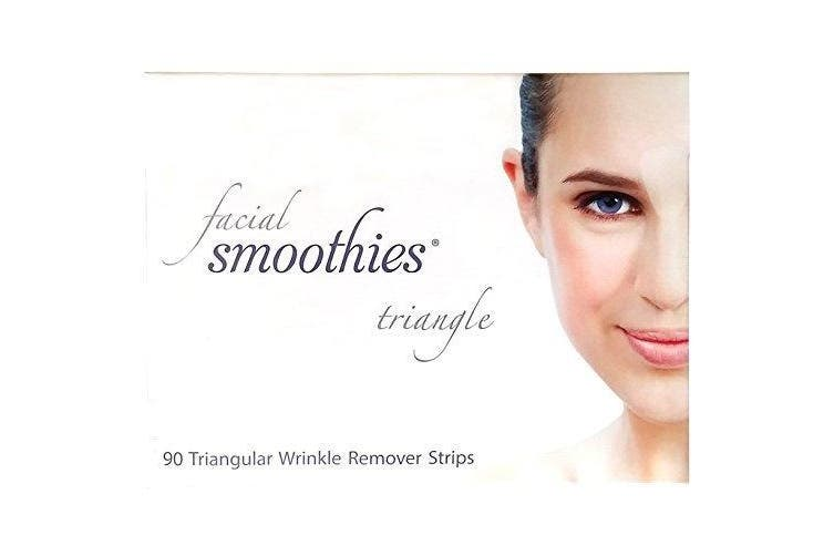 Facial Smoothies TRIANGLE Anti Wrinkle Strips/ Anti-Wrinkle Patches by Facial Smoothies